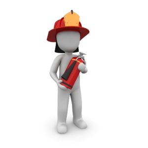 The status plan and fire safety plan