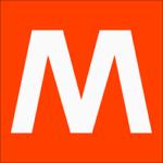Mailand - U-Bahn Logo