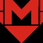 Prag - U-Bahn Logo