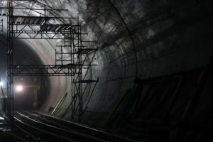 Safety during tunnelling