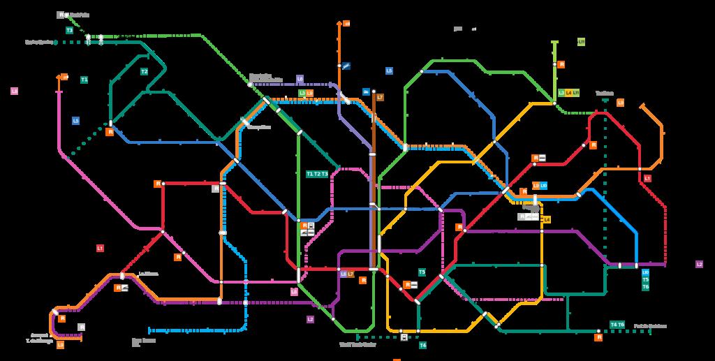 U-Bahnnetz Barcelona, 2010