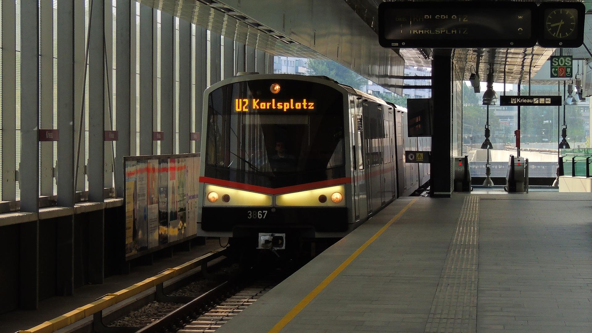U2 Station Krieau