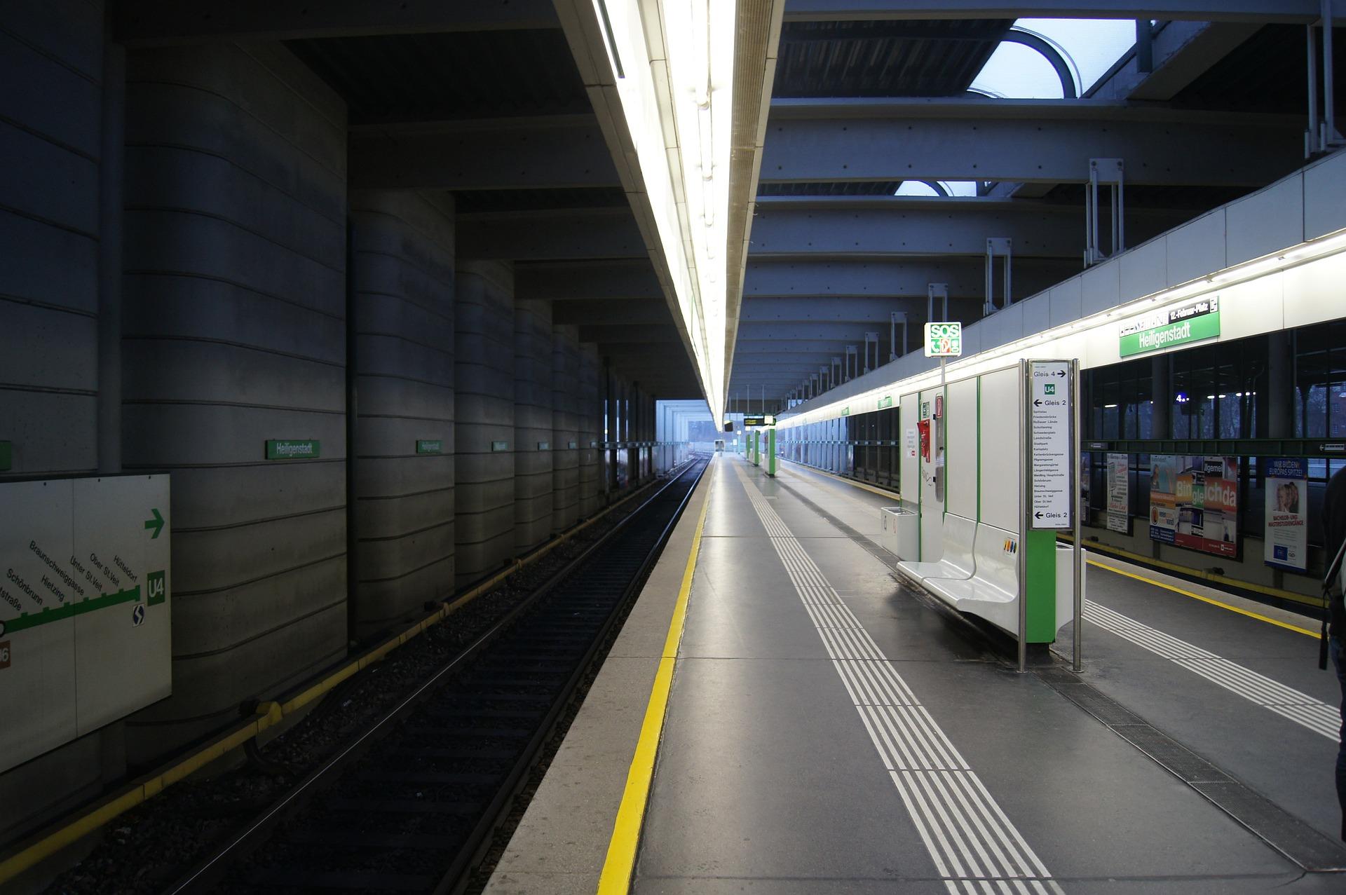 U4 Station Heiligenstadt
