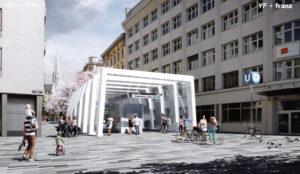 U5 Station-Design, neue Formen