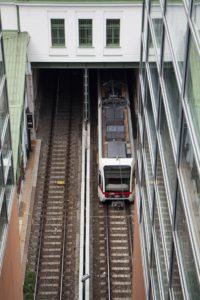 U6 Station Burggasse-Stadthalle